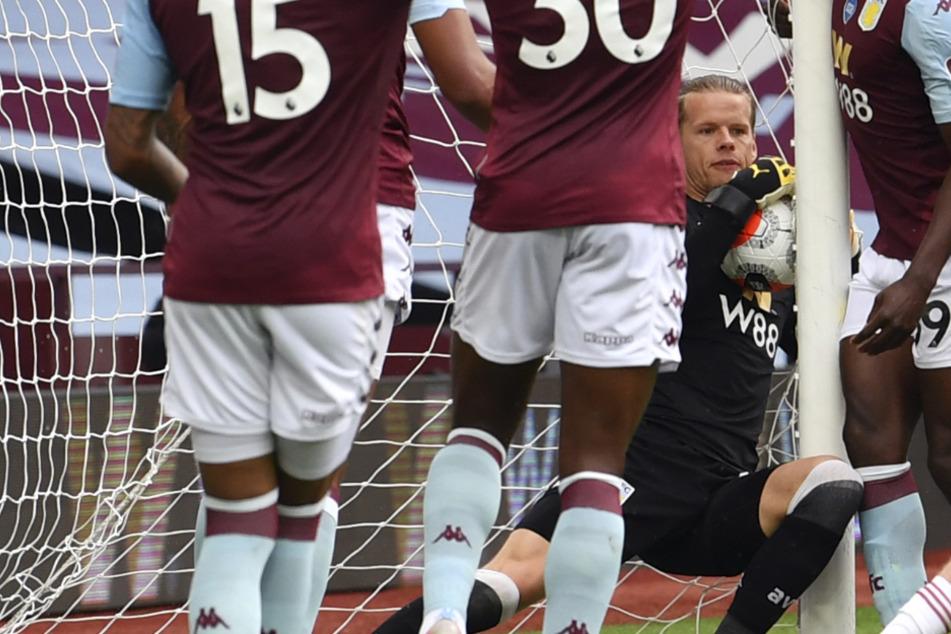 Tor nicht gegeben: Technik versagt bei Premier-League-Neustart