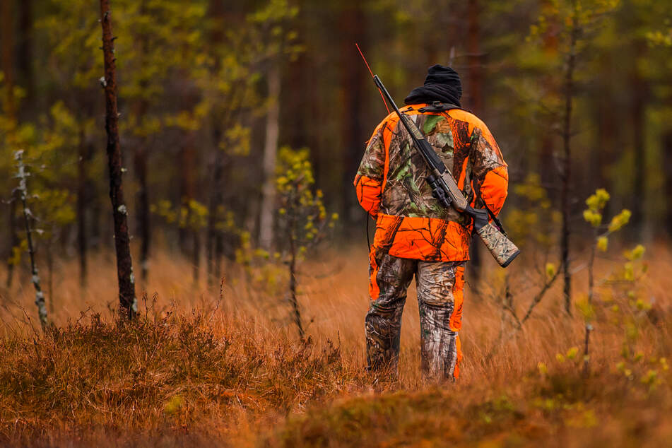Andrew Smith (28) was not wearing any orange hunting clothing – a fatal mistake (stock image).