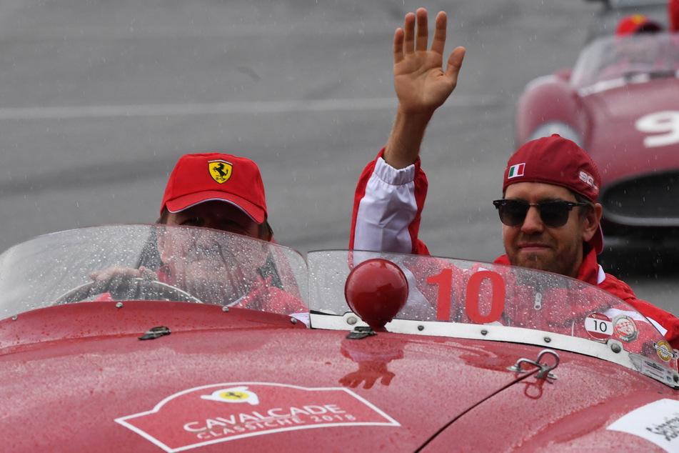 Formel 1: Sebastian Vettel verlässt Ferrari!