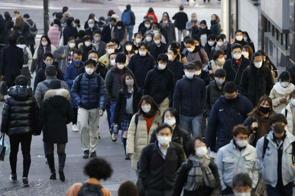 Japan is currently witnessing a spike in new coronavirus cases.