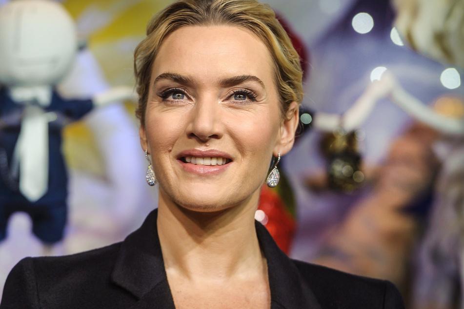 """Kate Winslet (45), der weibliche Star aus """"Titanic"""", vermisst den Kontakt zu ihrer Familie."""