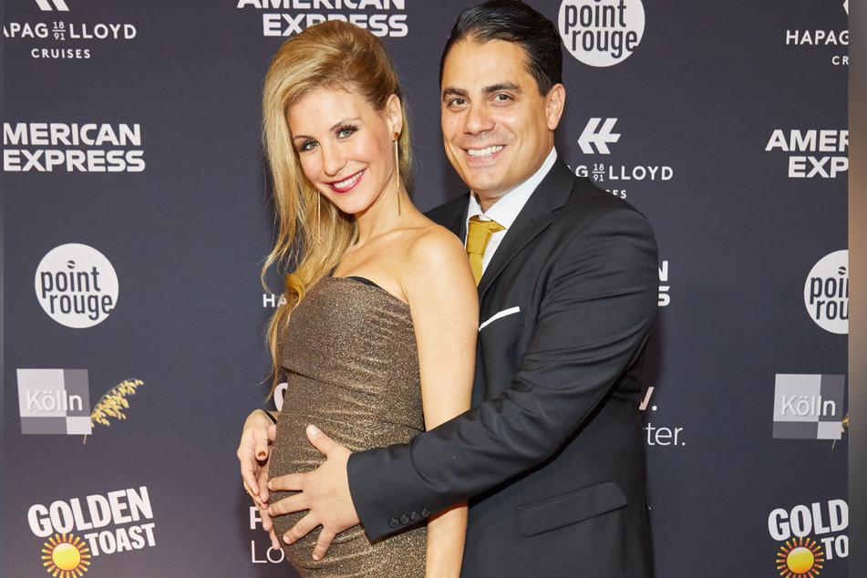 2019: Die schwangere Stefanie Schanzleh und Silva Gonzalez.