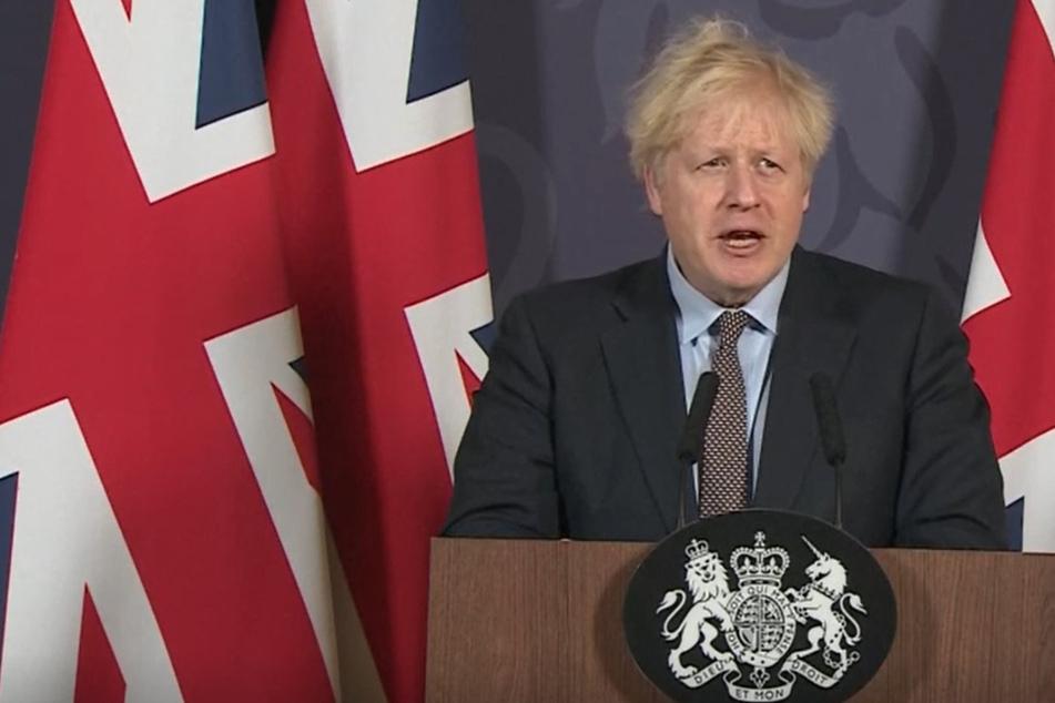 Durchbruch im Brexit-Streit: Großbritannien und EU einigen sich auf Handelspakt