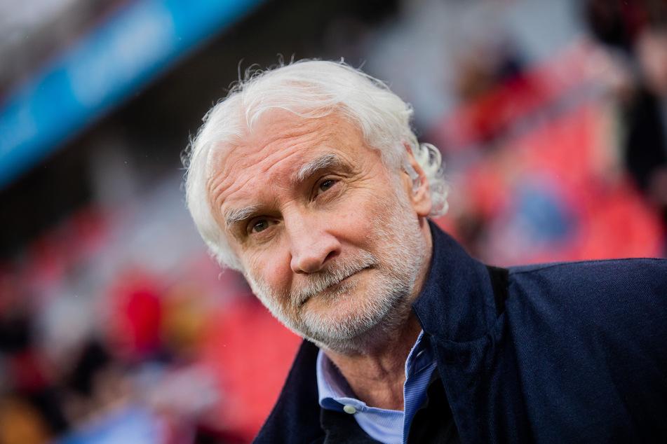 Bayer-Sportgeschäftsführer Rudi Völler (59). (Archivbild)