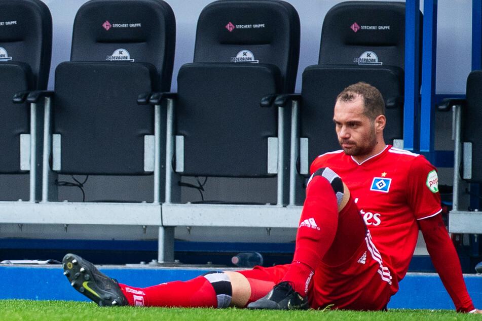 Für den Hamburger SV erzielte Pierre-Michel Lasogga in fünf Spielzeiten 49 Tore. (Archivfoto)
