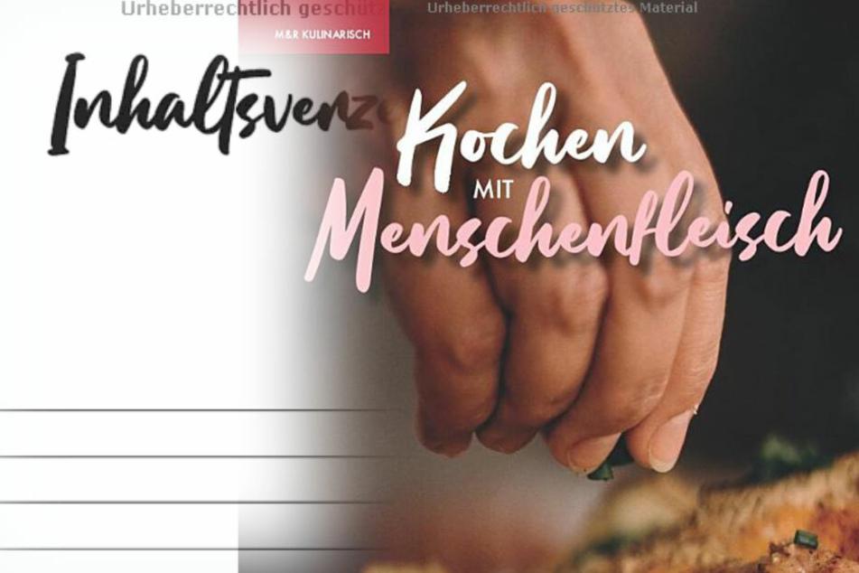 """""""Kochen mit Menschenfleisch"""": Kochbuch-Angebot führt zu Aufruhr!"""