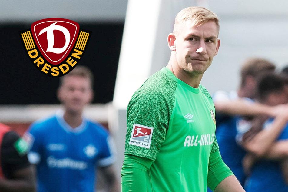 Dynamo Dresden: Immer wieder sorgen Patzer für Genickbrüche, Vlachodimos fällt länger aus!