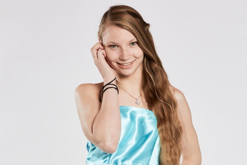 """Bei """"Germany's Next Topmodel"""" ging Romy (19) freiwillig, jetzt macht sie mit ihrer Stimme auf sich aufmerksam."""