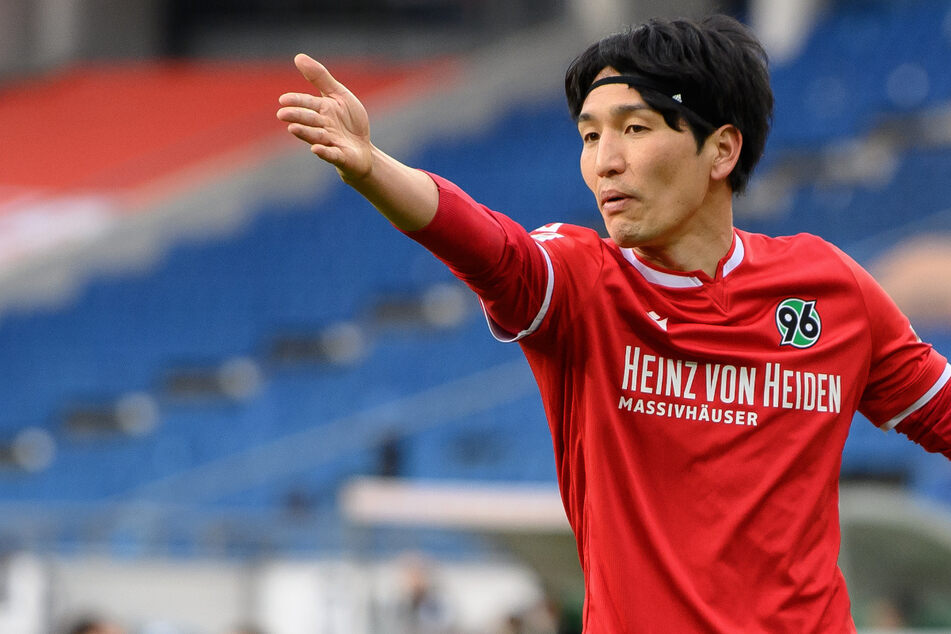 Hannovers Genki Haraguchi (29) kennt Berlin. Von 2014 bis 2018 stand er bei Hertha BSC unter Vertrag.
