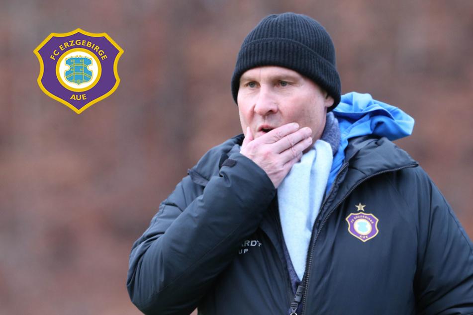 Bei Saisonabbruch: Aue-Boss Leonhardt will Relegation um Auf- und Abstieg