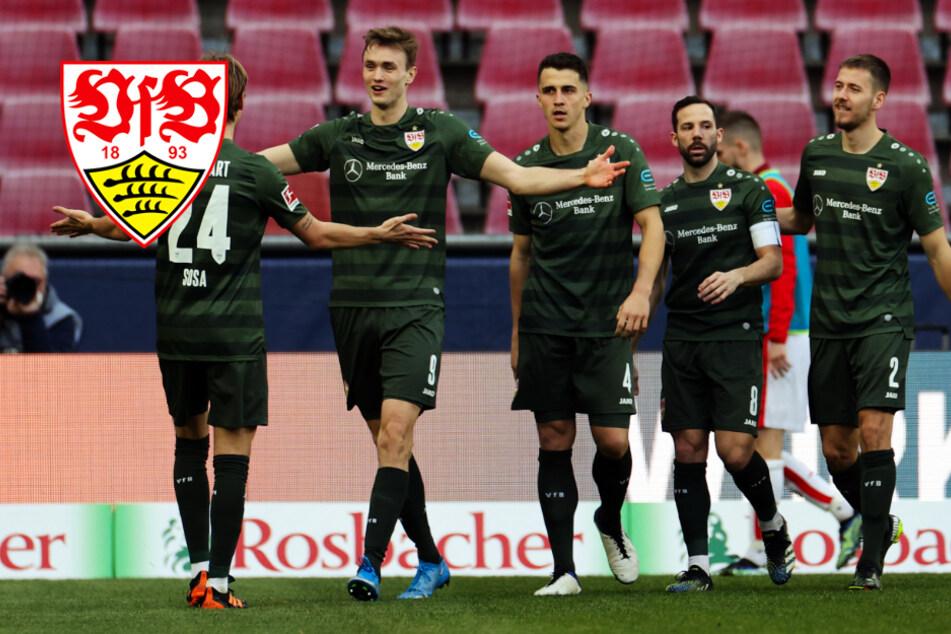 Kapitän Castro und Tormaschine Kalajdzic fehlen im VfB-Training