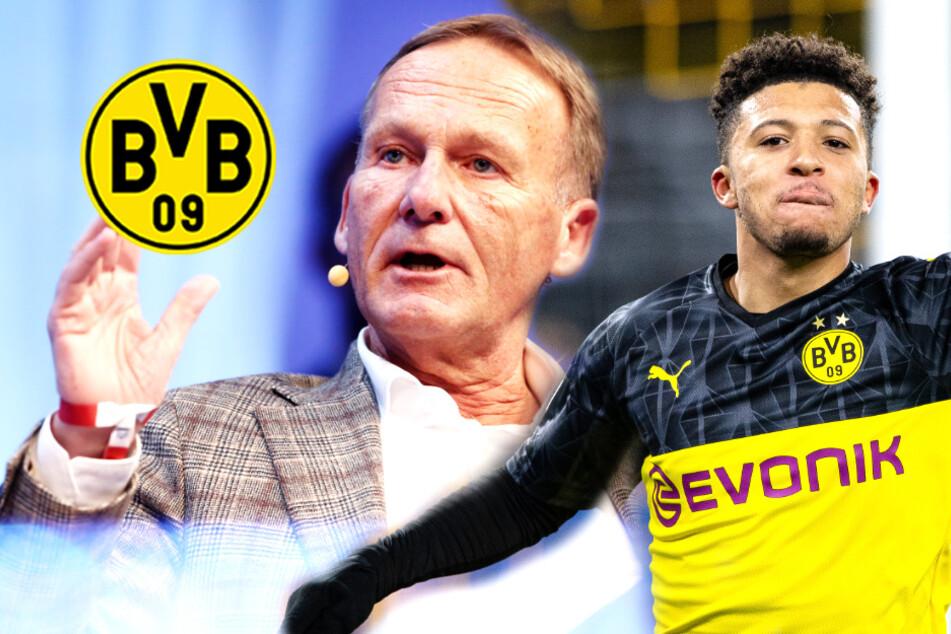 BVB-Boss Watzke mit Mega-Ansage nach England, Sancho winkt Top-Gehalt!
