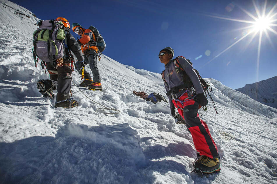 Surprisingly, known cases of fraud are relatively rare for Mount Everest.