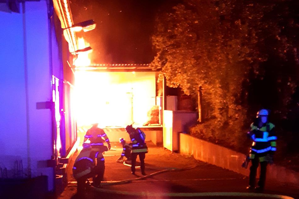 München: Brandstiftung? Polizei ermittelt nach Feuer in Münchner Supermarkt