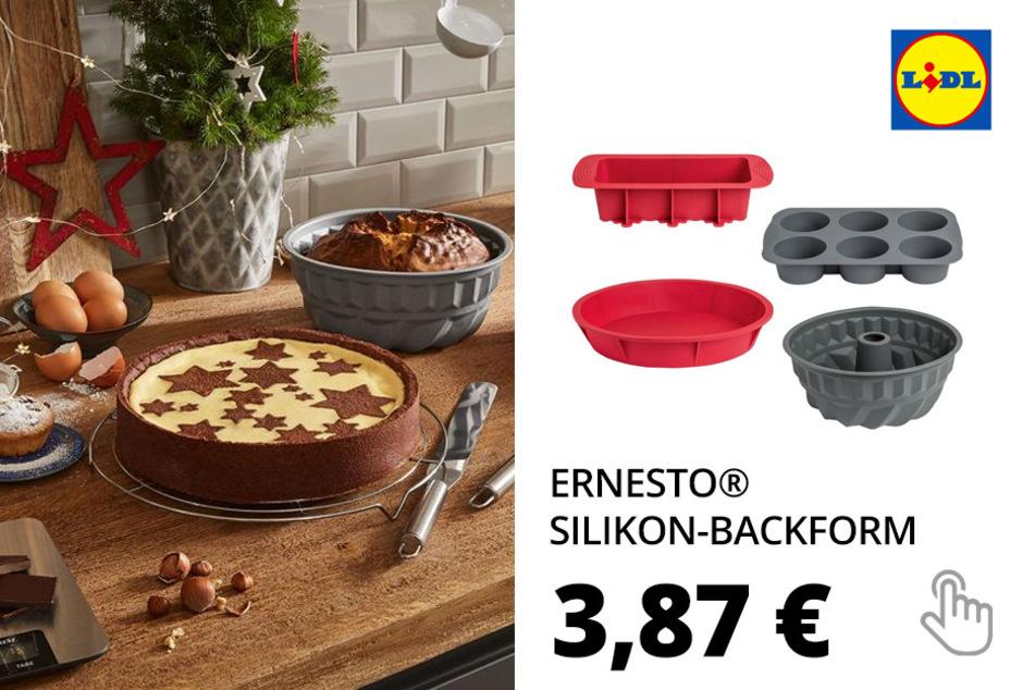 ERNESTO® Silikon-Backform