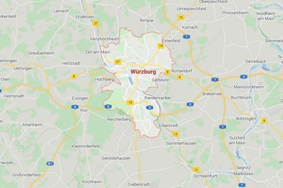 Nach Angaben des Landratsamtes Würzburg handelt es sich um einen über 90-jährigen Patienten mit Vorerkrankungen.