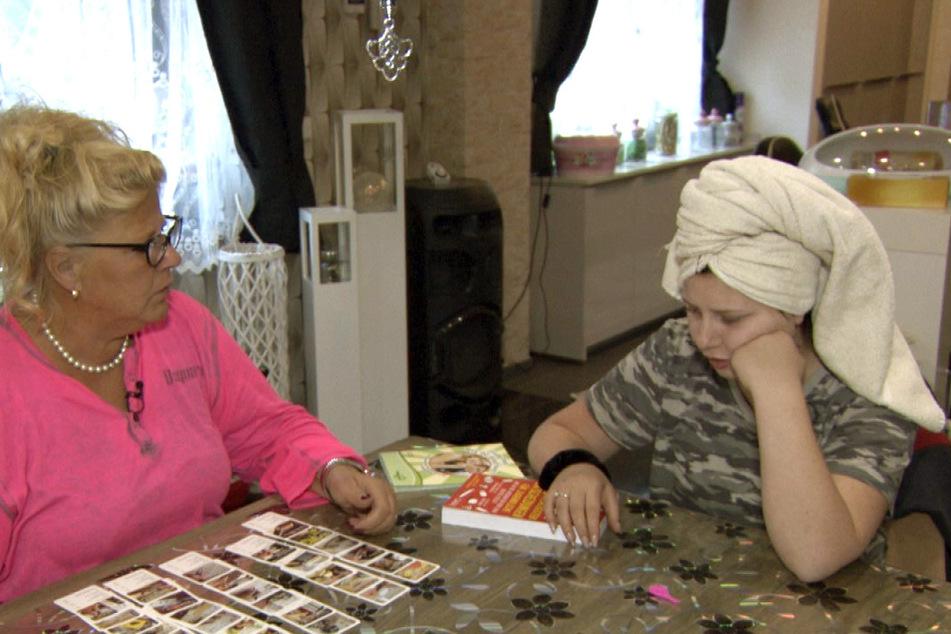 Elffach-Mutter Silvia Wollny (55) hat immer ein offenes Ohr für ihren Nachwuchs.