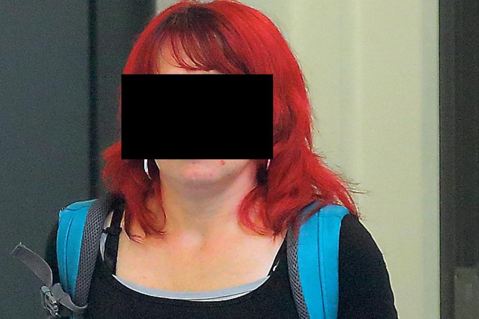 Maria L. (29) soll bei der Bande mitgemischt haben.