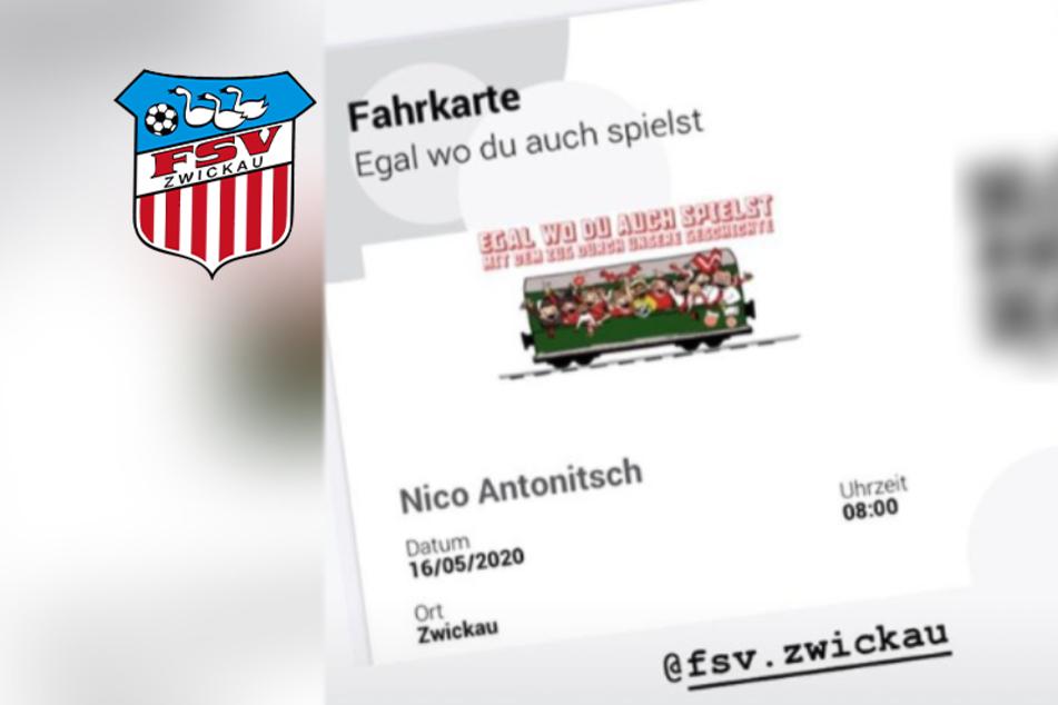 Über 40.000 Fahrkarten für den FSV-Zug