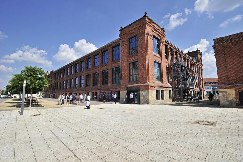"""Die """"Alte Baumwolle"""" mausert sich bis 2030 mit 60 Millionen Euro Privat- und Steuergeld zum neuen Stadtzentrum von Flöha."""