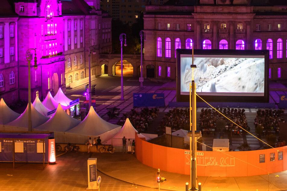 Happy End unterm Sternenzelt: Film ab für Sachsens schönste Sommerkinos