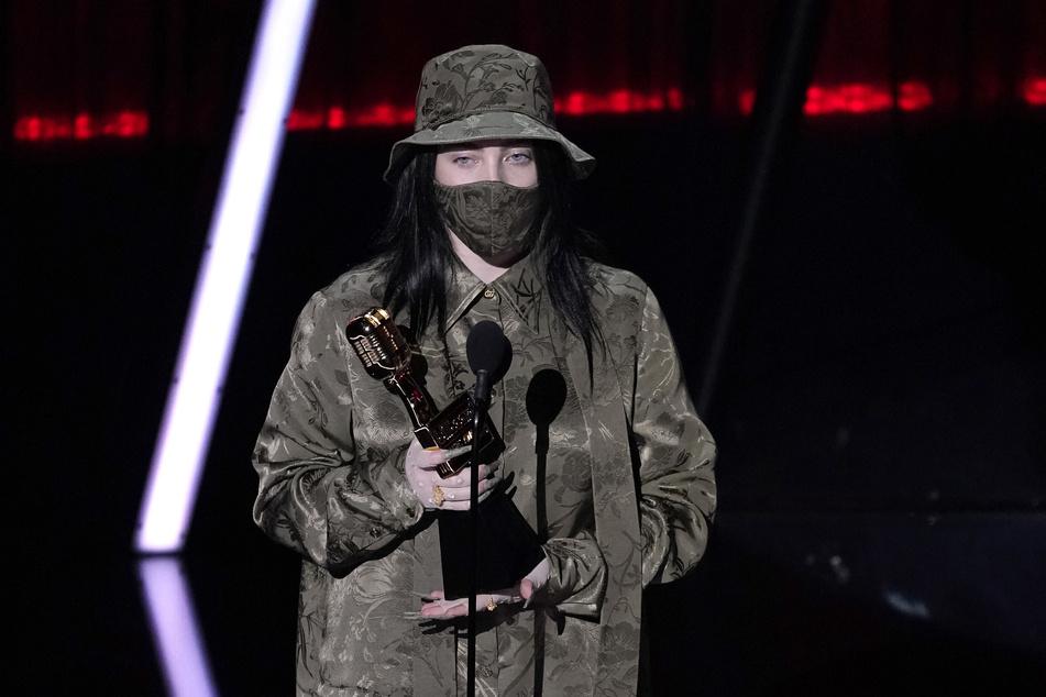 Billie Eilish (18) würdebei den Billboard Music Awards erst kürzlich mit drei Preisen ausgezeichnet.