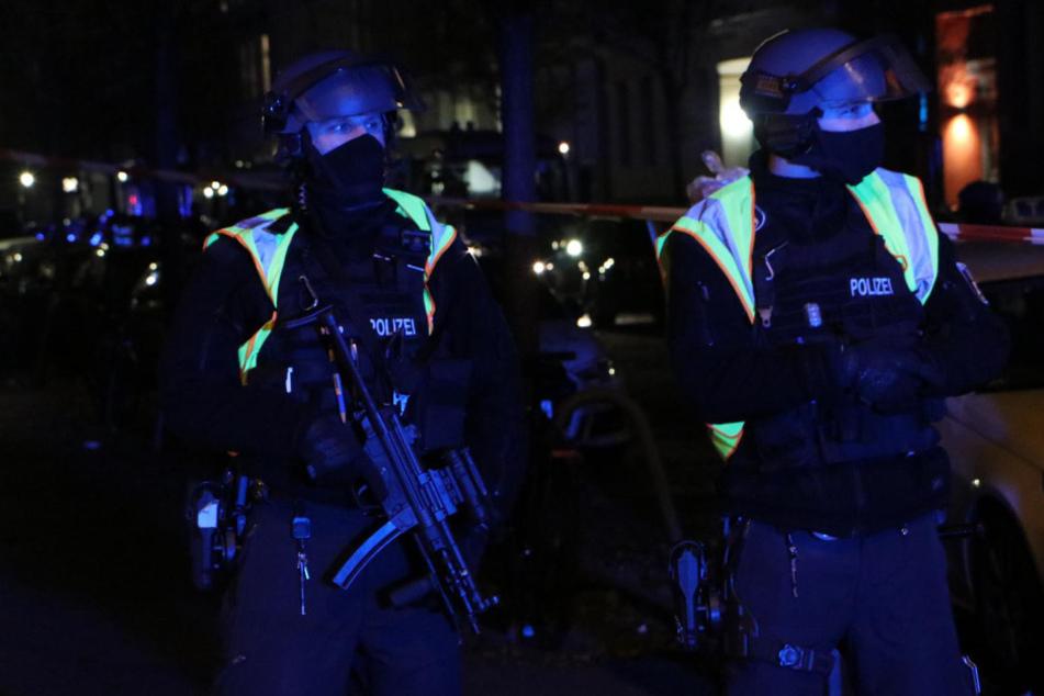 Die Polizei hielt mehrere Gefährderansprachen.