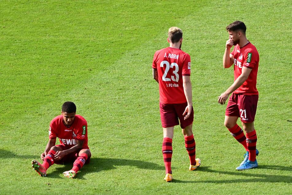 Der 1. FC Köln konnte Hertha BSC nicht besiegen und muss deshalb am letzten Spieltag auf Schützenhilfe hoffen.