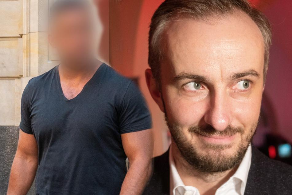 Fragliche Ehre: Jan Böhmermann vom Abou-Chaker-Clan-Chef geadelt