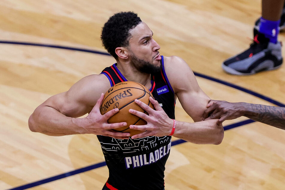 76ers guard Ben Simmons has been a big part of the process that has led to the Sixers' current success
