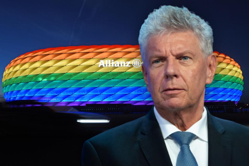 Münchens OB Dieter Reiter (63, SPD) will die UEFA zum Protest gegen die homofeindliche Politik Ungarns bewegen.