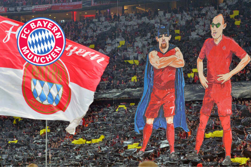 "Wegen ""Robbery""-Karikatur: Grafiker verklagt FC Bayern München!"