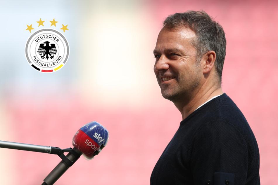 FC Bayern und DFB verhandeln Flick-Deal: Spezielle Lösung denkbar