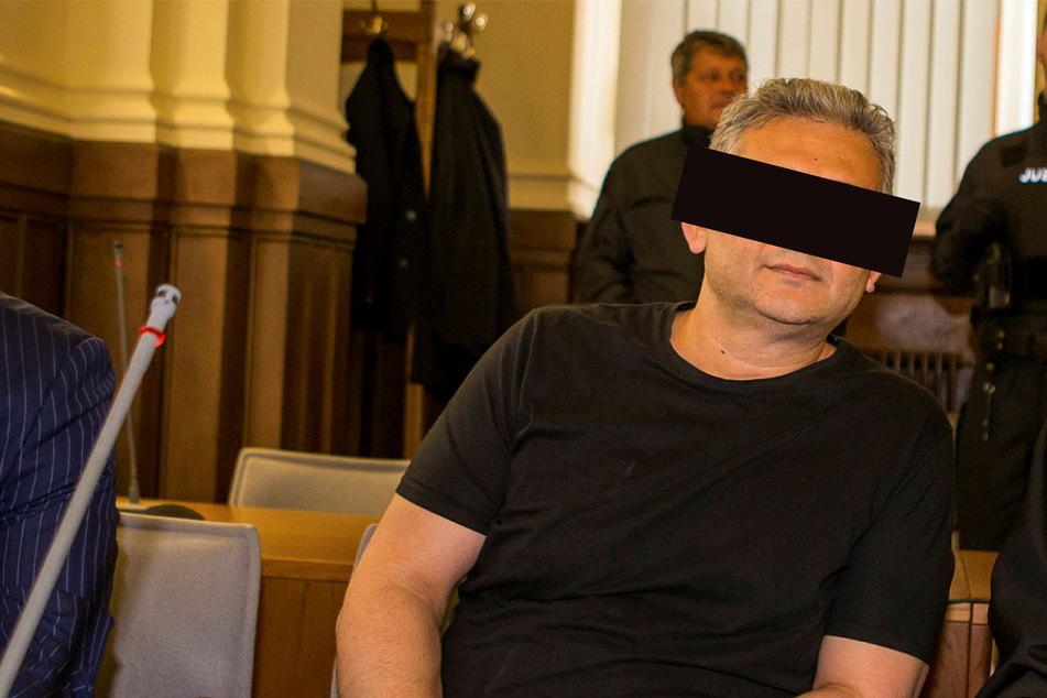 Mordkomplott unter Leipziger Großhändlern: Prozess-Abbruch!