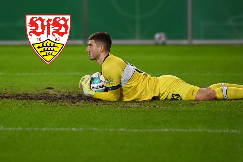 Fabian Bredlow bleibt: VfB verlängert mit Torhüter