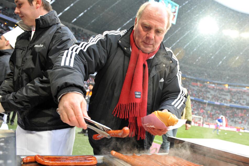 Nach Hoeneß' Veganer-Brandrede: Rewe verspottet Ex-FC-Bayern-Manager