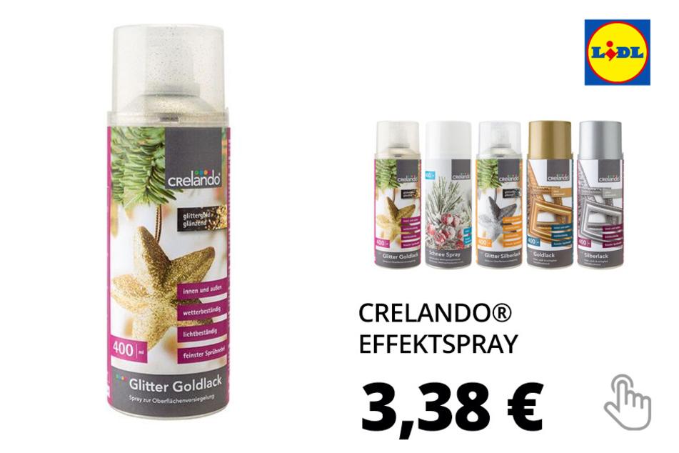 CRELANDO® Effektspray