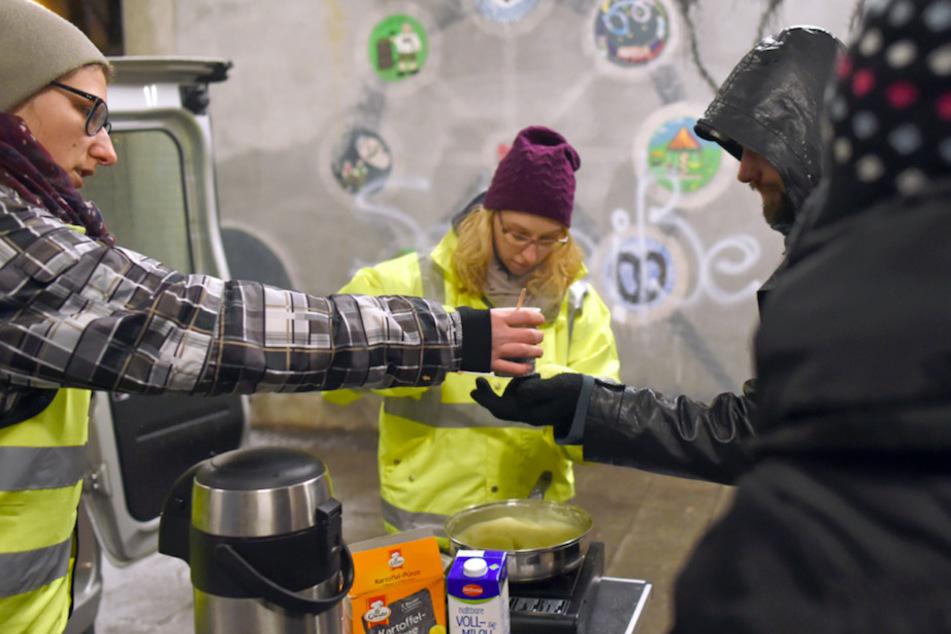 München: Winter steht bevor: Betreuung von Obdachlosen in Bayern vor Herausforderungen