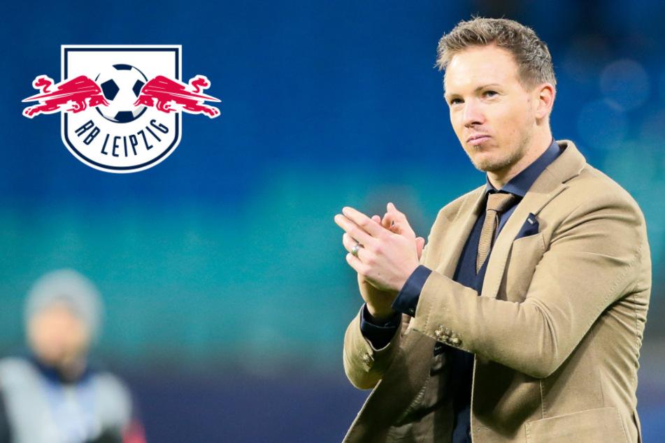 Nagelsmann verabschiedet sich von RB Leipzig und findet dafür nur ein Wort