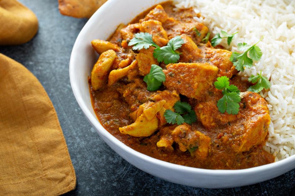 Experten streiten sich: Welches Getränk passt am besten zu Curry?