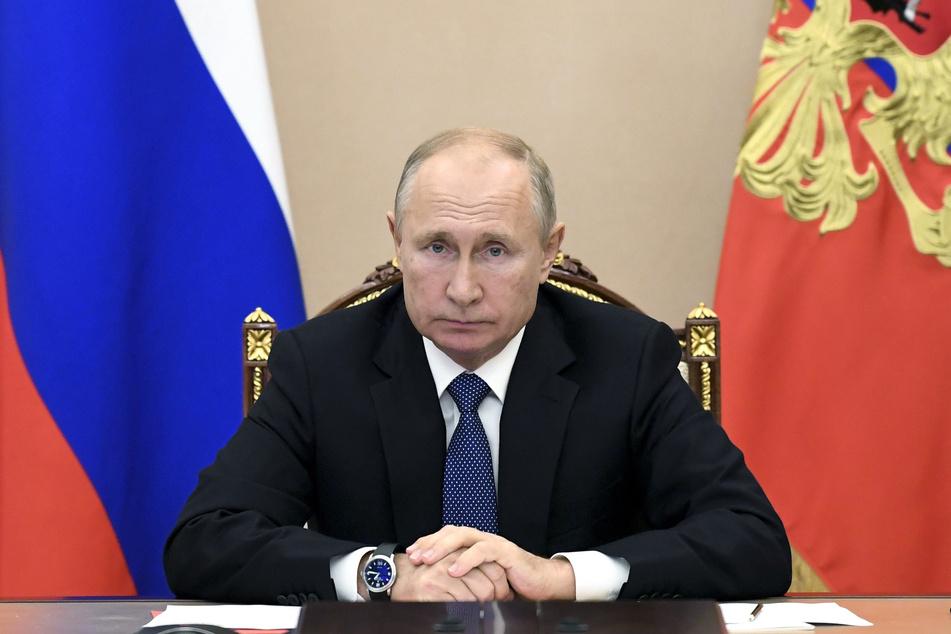 Russlands Präsident Vladimir Putin will Joe Biden noch nicht zum Wahlsieg gratulieren.