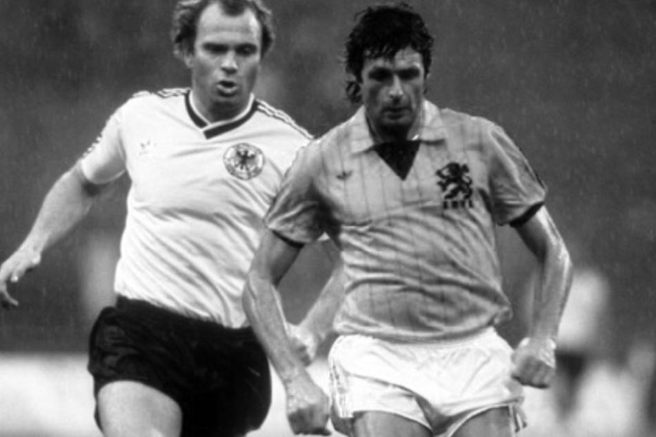 Ehemaliger niederländischer Nationalspieler Wim Suurbier ist tot