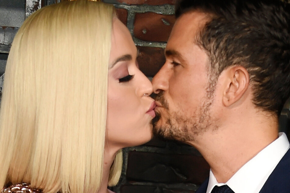 Babynews: Katy Perry und Orlando Bloom sind zum ersten Mal Eltern geworden