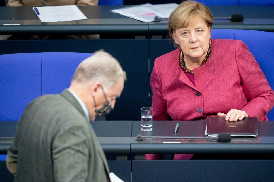 """AfD-Fraktion schießt gegen Kanzlerin: """"Nicht Angela Merkel, Jesus Christus besiegt den Tod"""""""
