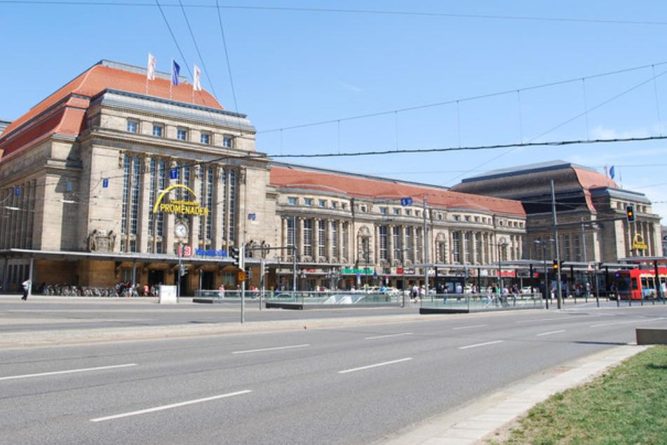 Der Hauptbahnhof Leipzig wurde im Jahr 1915 eröffnet. (Archivbild)