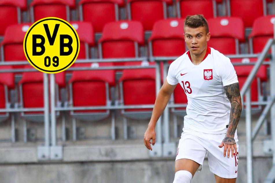BVB an polnischer Abwehrkante dran! Schnappt sich Dortmund ein Mega-Talent?