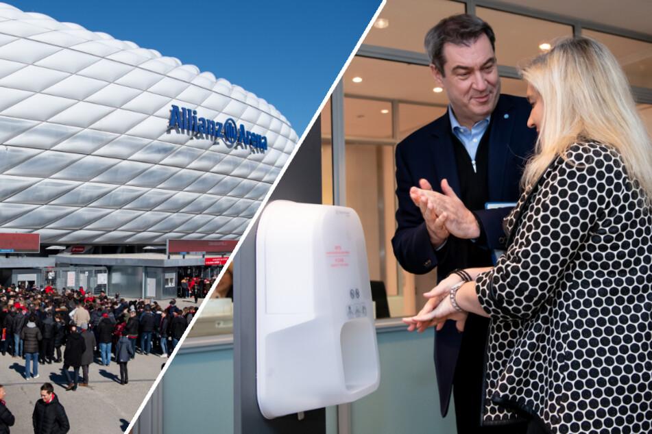 Bis Ostern: Bayern sagt alle Konzerte, Theater und Sportveranstaltungen wegen Coronavirus ab