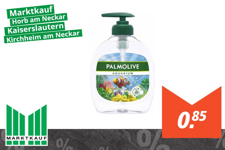 Palmolive Flüssig-Seife für 0,85 Euro