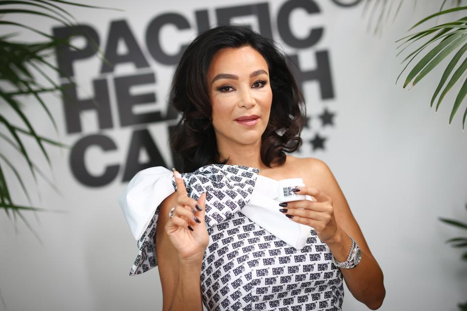 Verona Pooth (52) ist neue Markenbotschafterin des Unternehmens Pacific Healthcare.