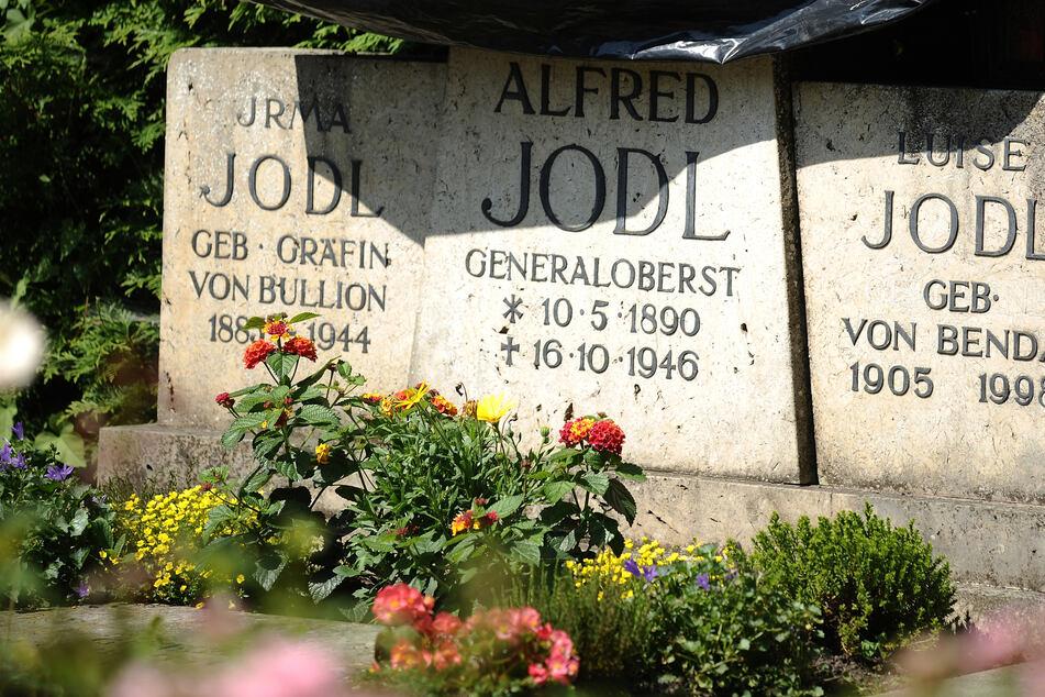 Jodl-Grab: Gesetzentwurf der SPD gegen Gedenksteine für Kriegsverbrecher